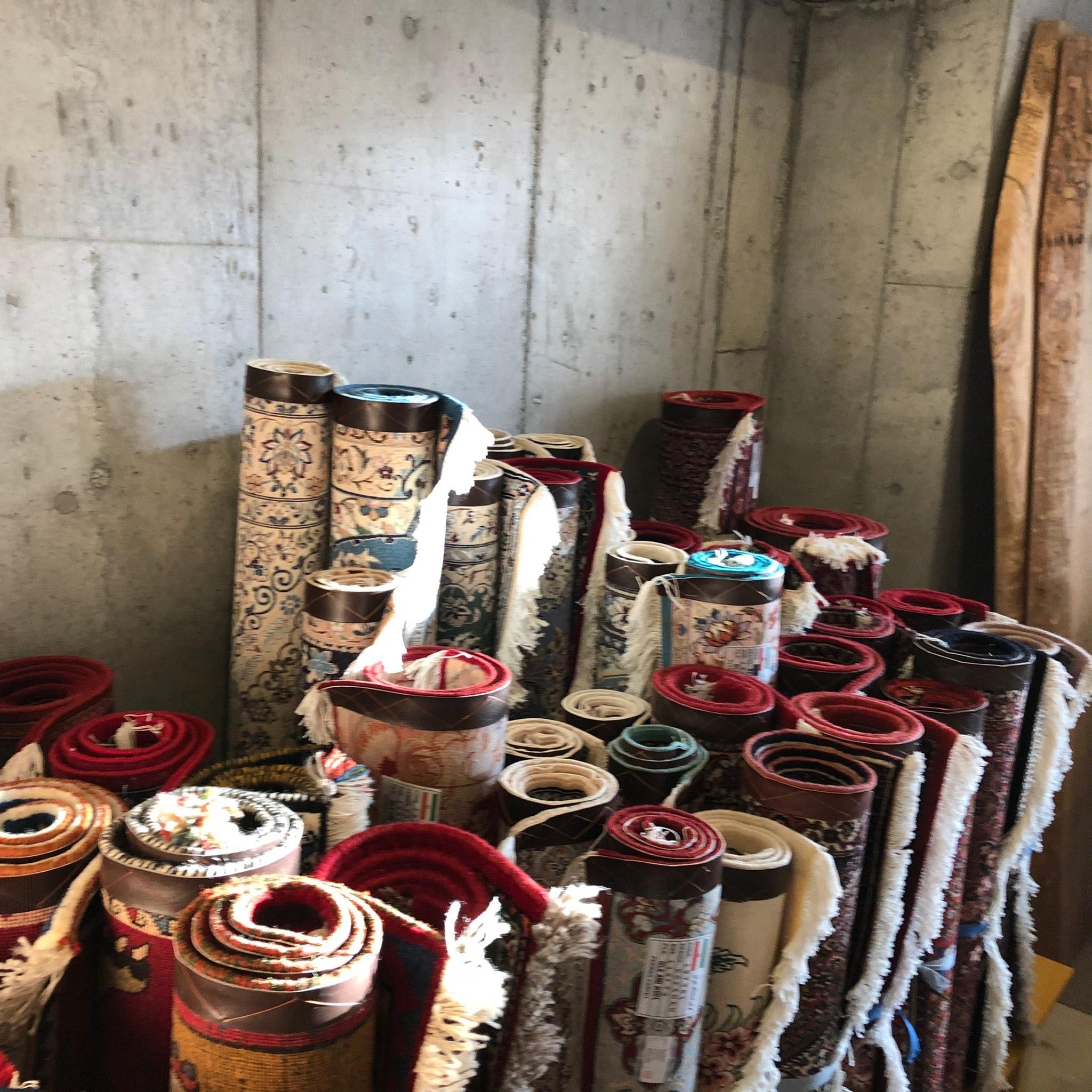 ペルシャ絨毯・ギャッベ