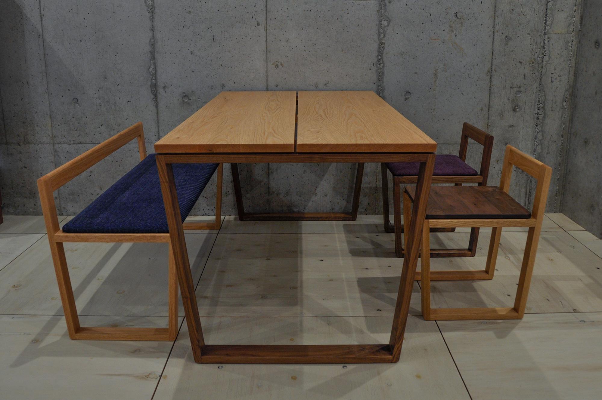 kitoki/ダイニングテーブル/チェア/ベンチ/kitoki代理店