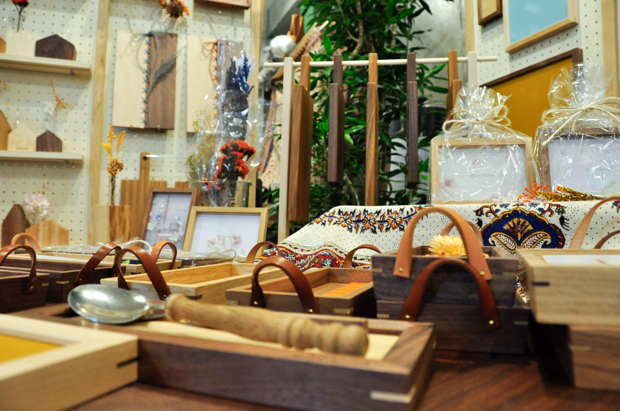 木製雑貨 大阪